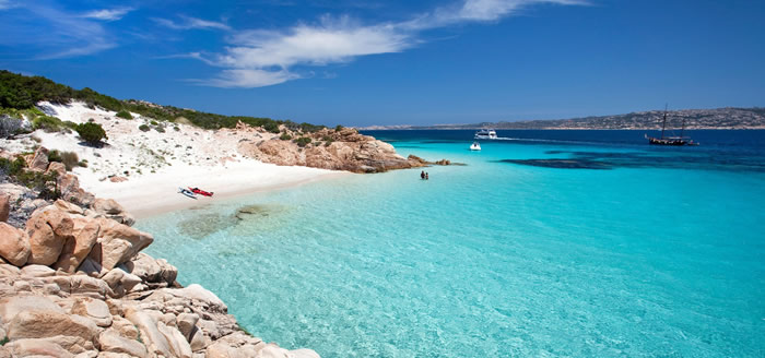 la maddalena islands sailing charter