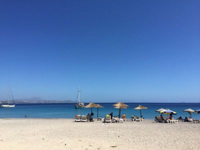 Our end destination - the island of Kos